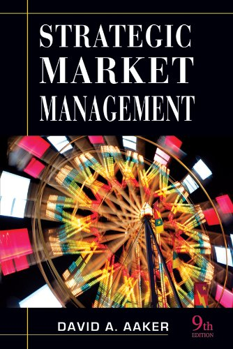 Strategic Market Management  9th 2011 edition cover