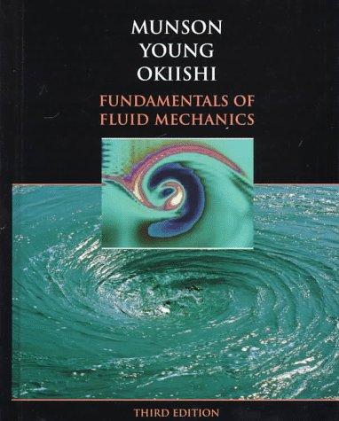 Fundamentals of Fluid Mechanics  3rd 1998 edition cover