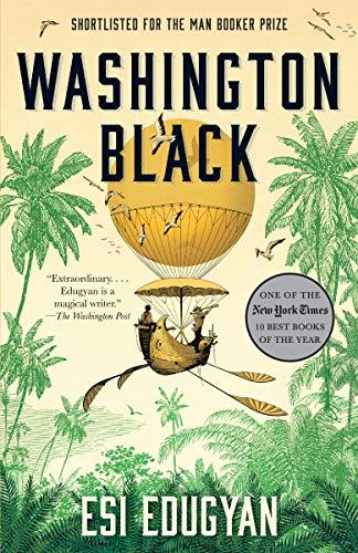 Washington Black  N/A 9780525563242 Front Cover