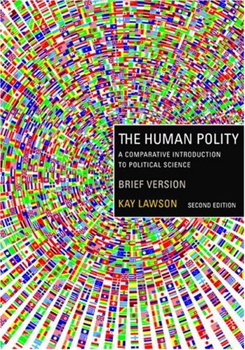 Human Polity A Comparative Introduction to Political Science 2nd 2006 (Brief Edition) edition cover