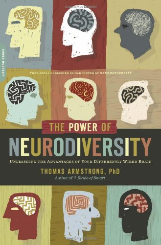 Power of Neurodiversity Unleashing the Advantages of Your Differently Wired Brain N/A edition cover