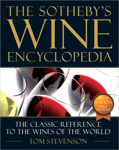 Sotheby's Wine Encyclopedia  4th 2005 edition cover