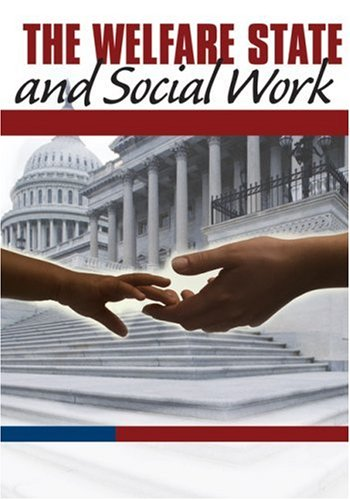 Welfare State and Social Work Pursuing Social Justice  2007 edition cover