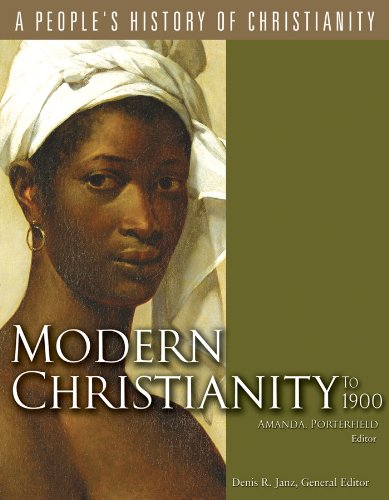 Modern Christianity To 1900  N/A 9780800697242 Front Cover