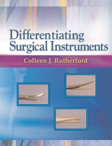 Differentiating Surgical Instruments   2005 edition cover