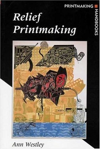 Relief Printmaking  2001 edition cover