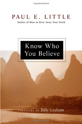 Know Who You Believe   2008 edition cover