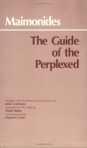 Guide of the Perplexed   1995 (Reprint) edition cover