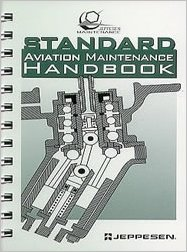 Standard Aviation Maintenance Handbook 2nd 2003 (Revised) edition cover