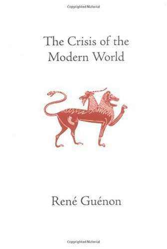 Crisis of the Modern World 4th 2001 edition cover