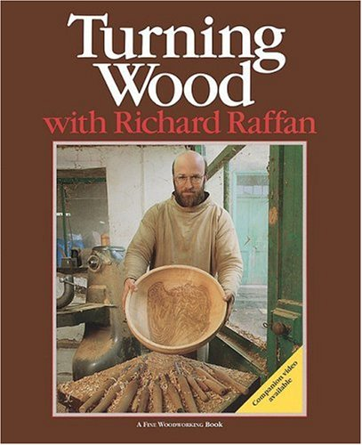 Turning Wood with Richard Raffan  3rd edition cover