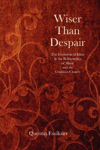 Wiser Than Despair  N/A 9780982458242 Front Cover