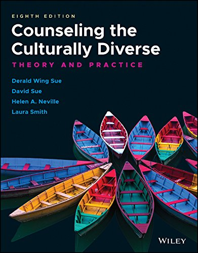 Counseling the Culturally Diverse Theory and Practice 8th 2019 9781119448242 Front Cover