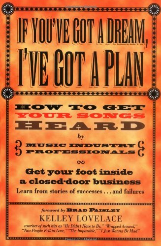 If You've Got a Dream, I've Got a Plan  2002 9781401600242 Front Cover