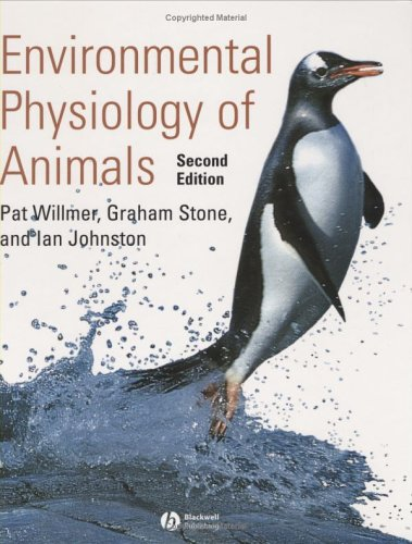 Environmental Physiology of Animals  2nd 2004 (Revised) 9781405107242 Front Cover
