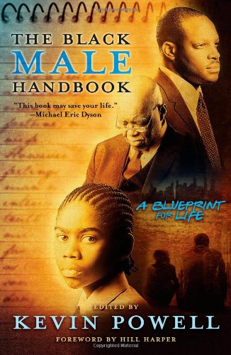 Black Male Handbook A Blueprint for Life  2008 edition cover