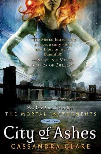 City of Ashes  N/A edition cover