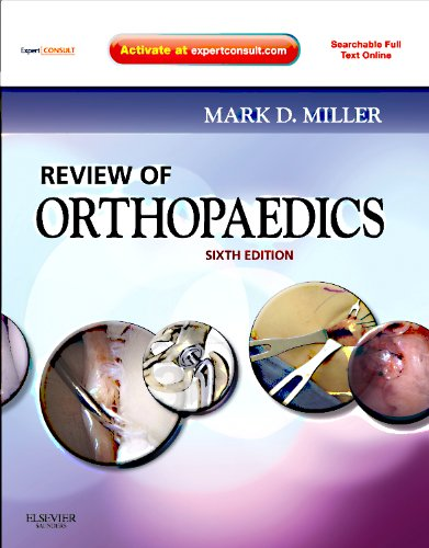 Review of Orthopaedics Expert Consult - Online and Print 6th 2012 edition cover