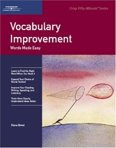 Vocabulary Improvement Words Made Easy  1992 edition cover