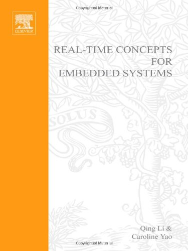 Real-Time Concepts for Embedded Systems   2003 edition cover