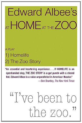 At Home at the Zoo Homelife; The Zoo Story  2011 edition cover