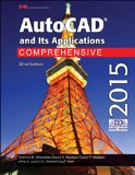 AutoCAD and Its Applications Comprehensive 2015  22nd 2015 edition cover