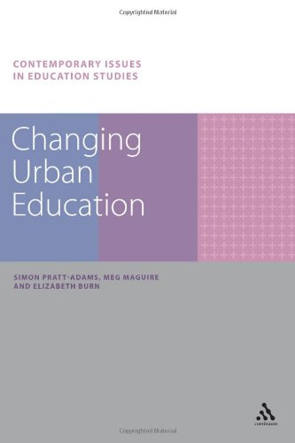 Changing Urban Education   2009 edition cover