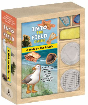 Walk on the Beach Into the Field Guide N/A 9781935703242 Front Cover