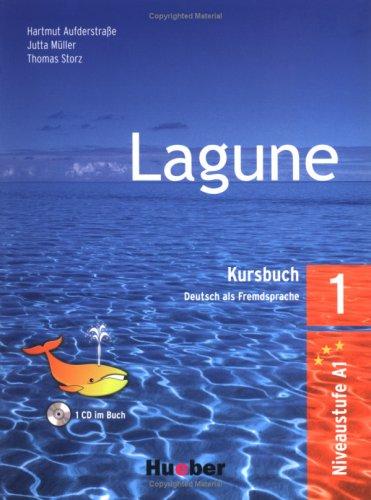 LAGUNE KURSBUCH 1-AUDIO CD N/A edition cover