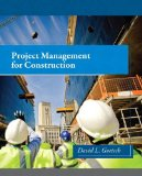 Project Management for Construction   2015 9780132803243 Front Cover