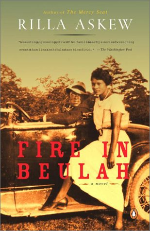 Fire in Beulah  N/A 9780142000243 Front Cover