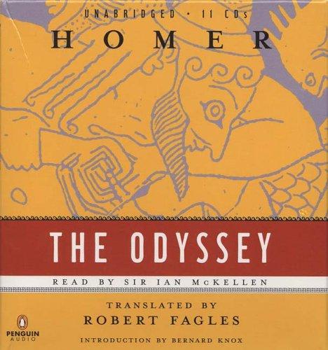 Odyssey 1st (Unabridged) edition cover