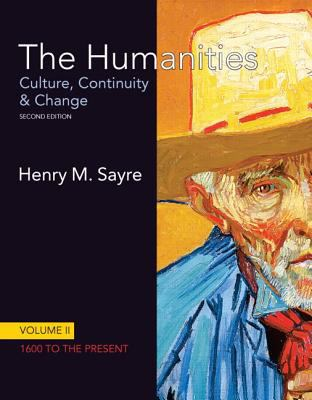 Humanities Culture, Continuity and Change - 1600 to the Present 2nd 2012 9780205246243 Front Cover