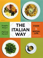 Italian Way Food and Social Life  2009 9780226317243 Front Cover