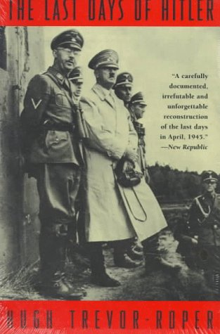 Last Days of Hitler  N/A edition cover