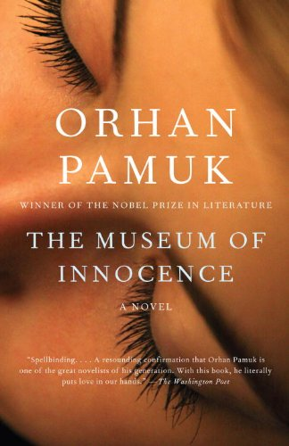 Museum of Innocence   2010 edition cover