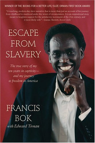 Escape from Slavery The True Story of My Ten Years in Captivity - And My Journey to Freedom in America Revised edition cover