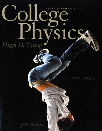 College Physics Volume 1 (Chs. 1-16)  9th 2012 edition cover