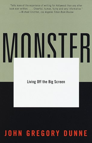 Monster Living off the Big Screen  1998 edition cover