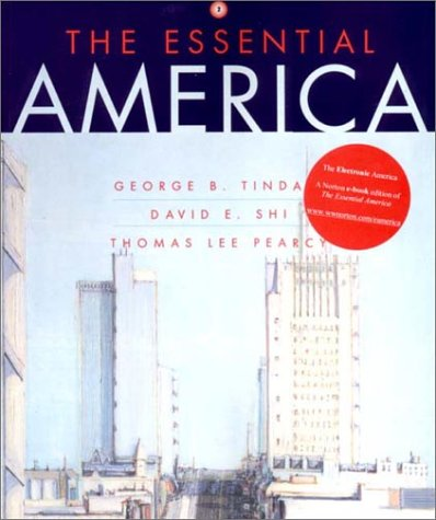 Essential America   2001 9780393976243 Front Cover