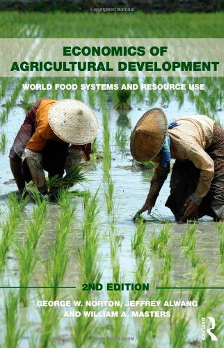 Economics of Agricultural Development  2nd 2010 edition cover