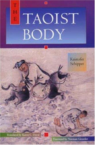 Corps Taoiste   1993 edition cover