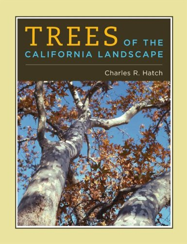 Trees of the California Landscape   2007 edition cover