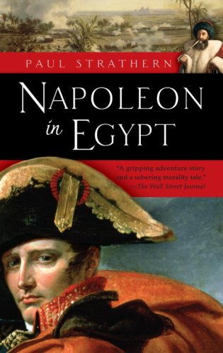 Napoleon in Egypt N/A edition cover