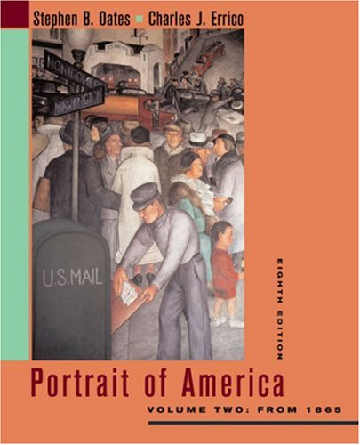 Portrait of America from 1865  8th 2003 edition cover