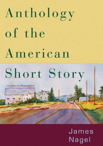Anthology of the American Short Story   2008 edition cover