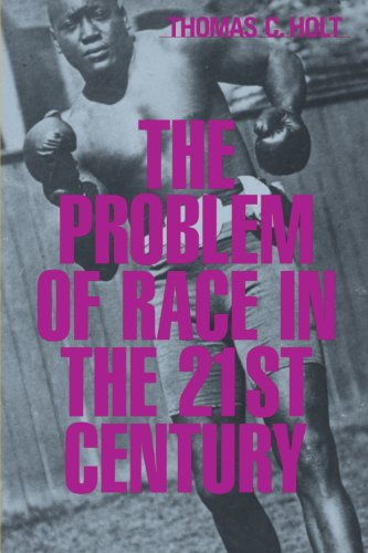 Problem of Race in the Twenty-First Century   2000 (Reprint) edition cover