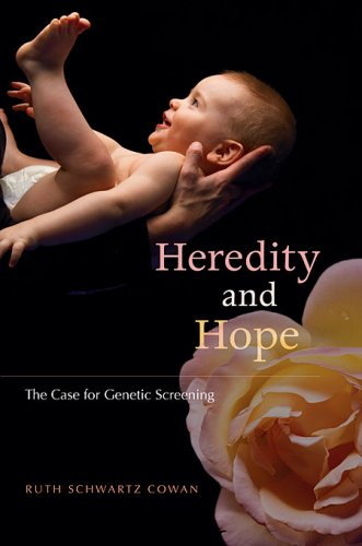 Heredity and Hope The Case for Genetic Screening  2008 edition cover