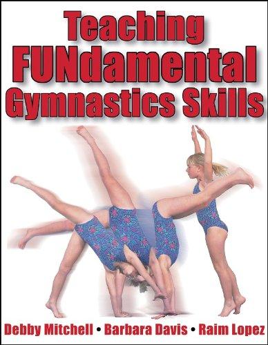 Teaching Fundamental Gymnastics Skills   2002 edition cover