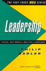Leadership   1997 9780749421243 Front Cover